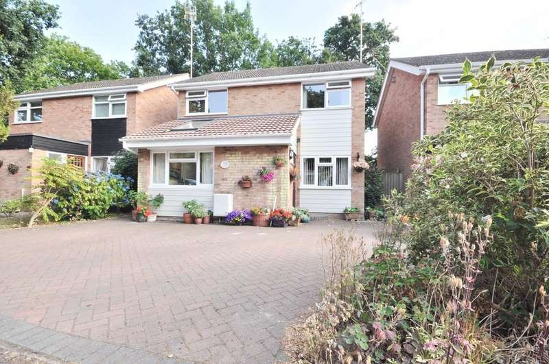 3 Bedrooms Detached House for sale in Gilderdale Close, Colchester, CO4 0NL