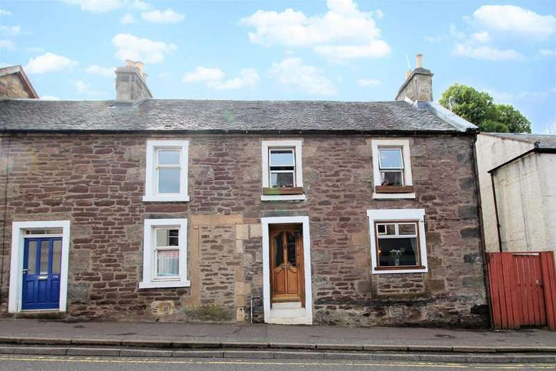 3 Bedrooms Terraced House for sale in High Street, Dunblane, FK15