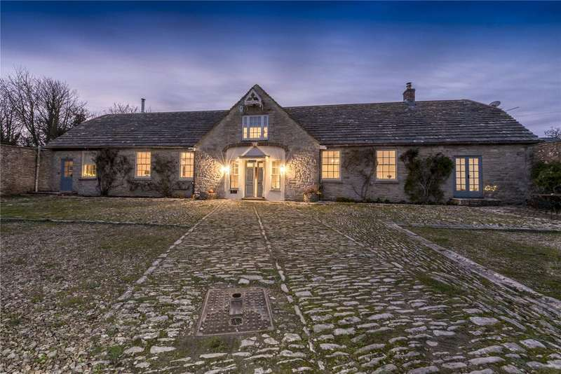5 Bedrooms Detached House for sale in Langton Matravers, Swanage