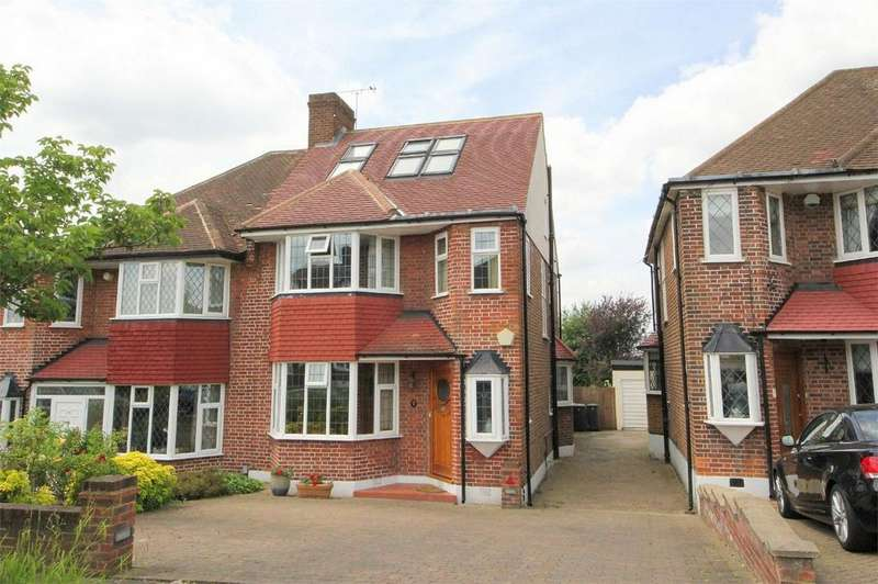 4 Bedrooms Semi Detached House for sale in Raith Avenue, London