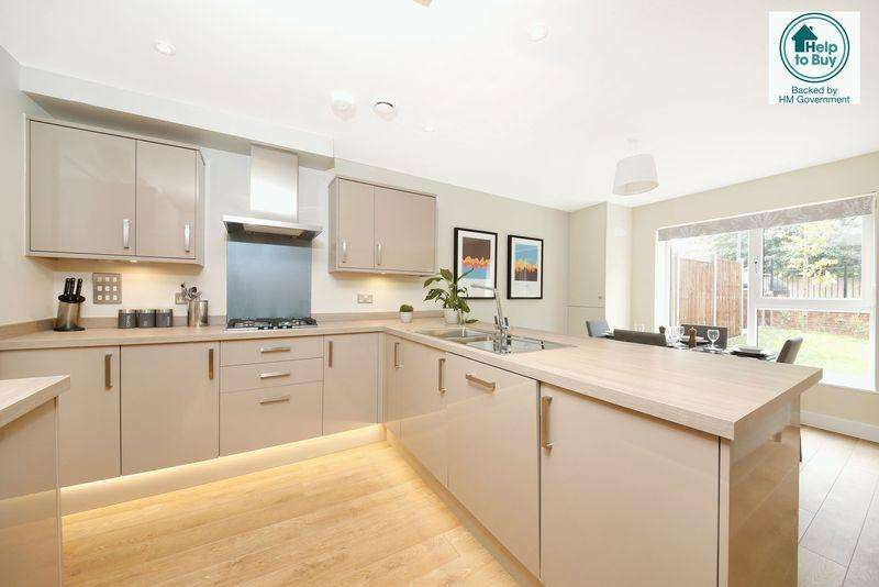 3 Bedrooms Apartment Flat for sale in 45 Rectory Place, Woolwich