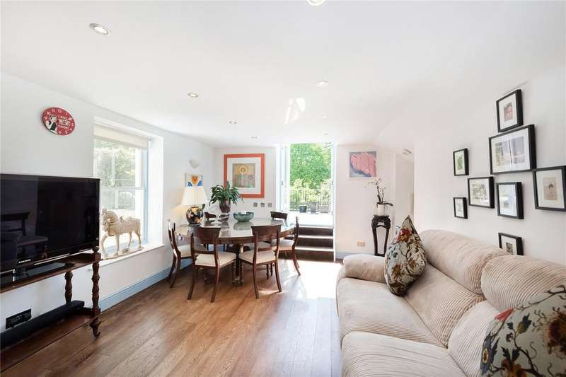 2 Bedrooms Flat for sale in Collingham Road, London