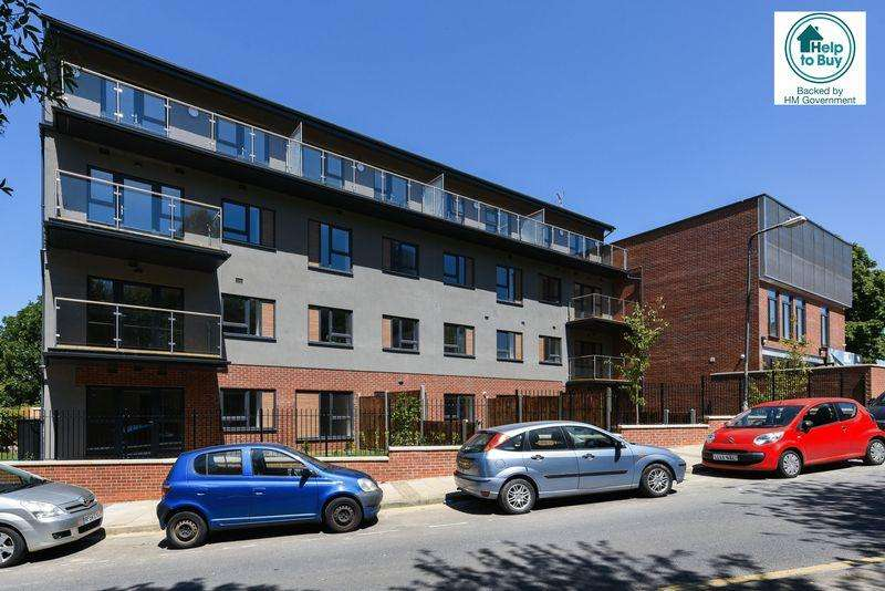 3 Bedrooms Apartment Flat for sale in Vere Court, Rectory Place, Woolwich