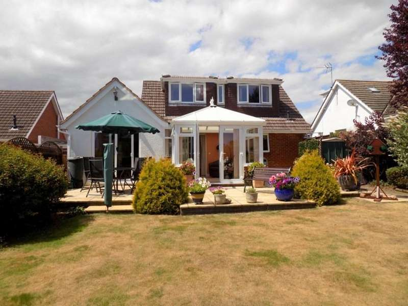 4 Bedrooms Detached House for sale in Hulham Road, Exmouth