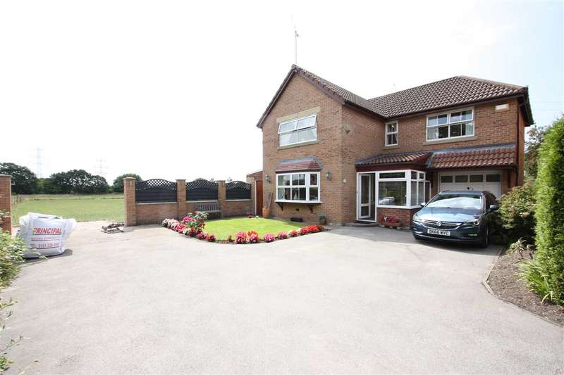 4 Bedrooms Detached House for sale in Ridgeway Close, Great Sutton