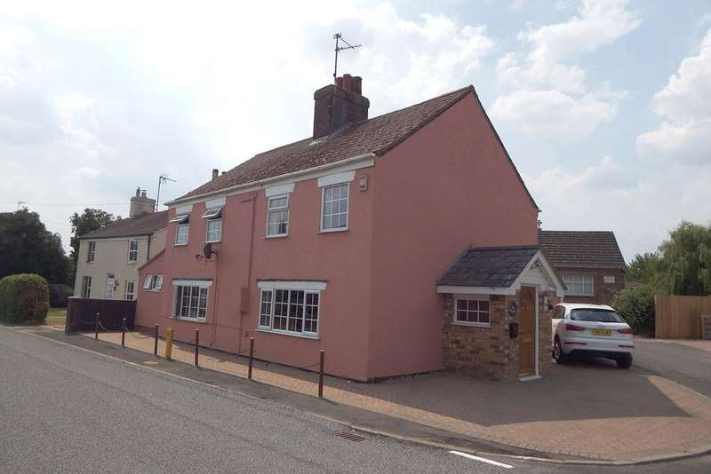 5 Bedrooms Detached House for sale in Marriots Gate, Lutton, PE12