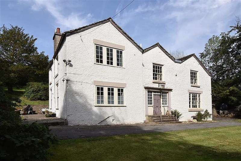 6 Bedrooms Detached House for sale in Taxal, Whaley Bridge, High Peak