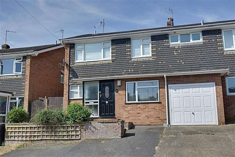 4 Bedrooms Semi Detached House for sale in Woodlands Road, Hertford, SG13