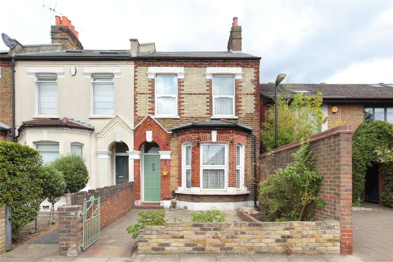 3 Bedrooms End Of Terrace House for sale in Franche Court Road, Earlsfield, London, SW17
