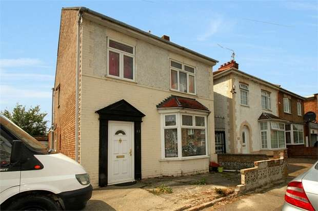 3 Bedrooms Detached House for sale in Priory Road, Peterborough, Cambridgeshire