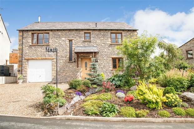 3 Bedrooms Detached House for sale in Bessy Bank, Orton, Penrith, Cumbria