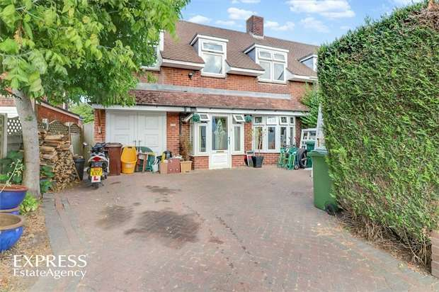 4 Bedrooms Semi Detached House for sale in Tregaron Avenue, Portsmouth, Hampshire
