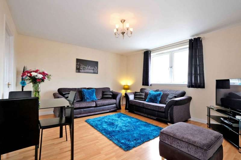 2 Bedrooms Flat for sale in Back Hilton Road, Aberdeen, Aberdeenshire, AB25 3SS