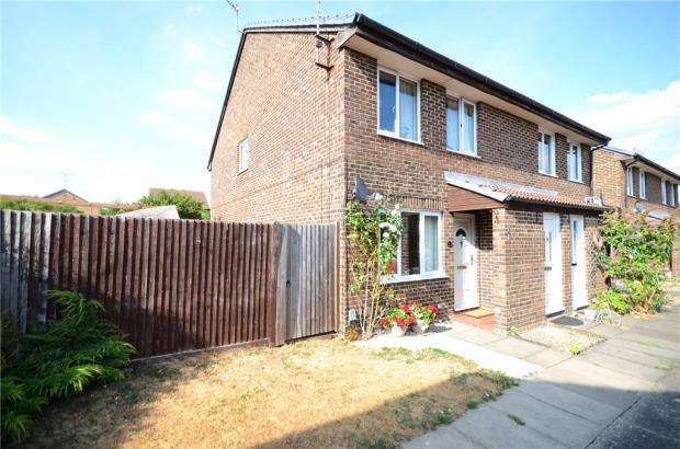 1 Bedroom Maisonette Flat for sale in Saleby Close, Lower Earley, Reading