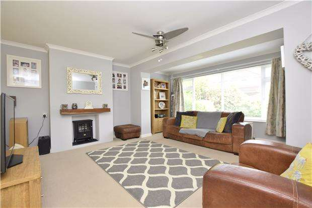 4 Bedrooms Semi Detached House for sale in Westcourt Drive, Oldland Common, BS30 9RU