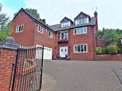 4 Bedrooms Detached House for sale in West Road, Oxton, Wirral, CH43