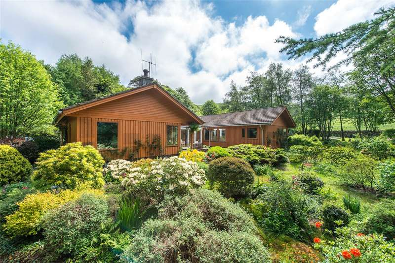 4 Bedrooms Detached House for sale in Newhope, Ettrick Valley, Selkirk, Scottish Borders, TD7