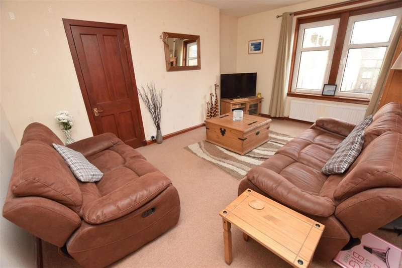 3 Bedrooms Flat for sale in Morgan Place, Dundee