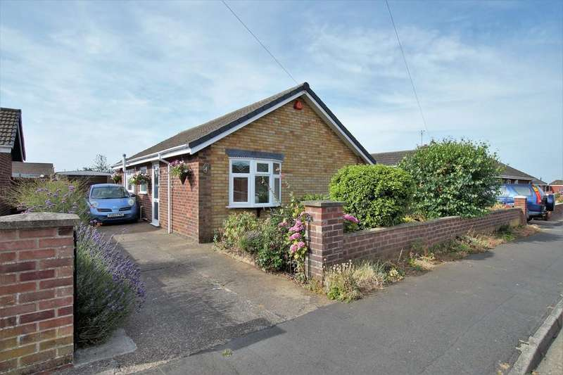 3 Bedrooms Detached Bungalow for sale in Riley Close, Bracebridge Heath, Lincoln
