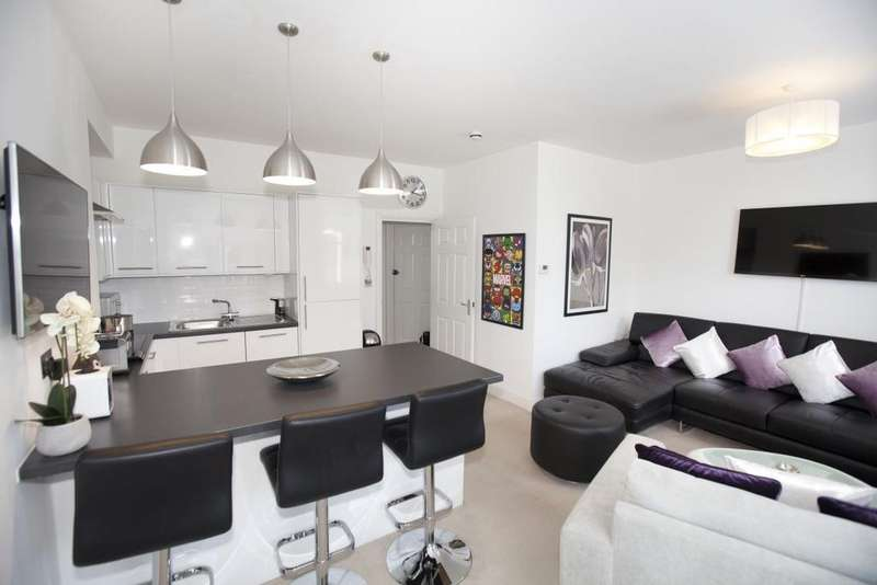 1 Bedroom Apartment Flat for sale in St. Albans Road, Watford