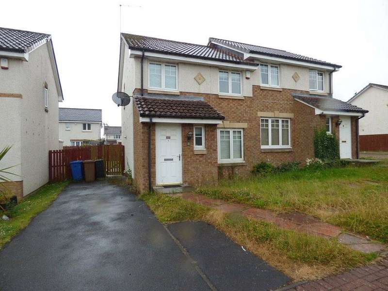 3 Bedrooms Semi Detached House for sale in 10 Gillespie Place, Armadale, Bathgate, EH48