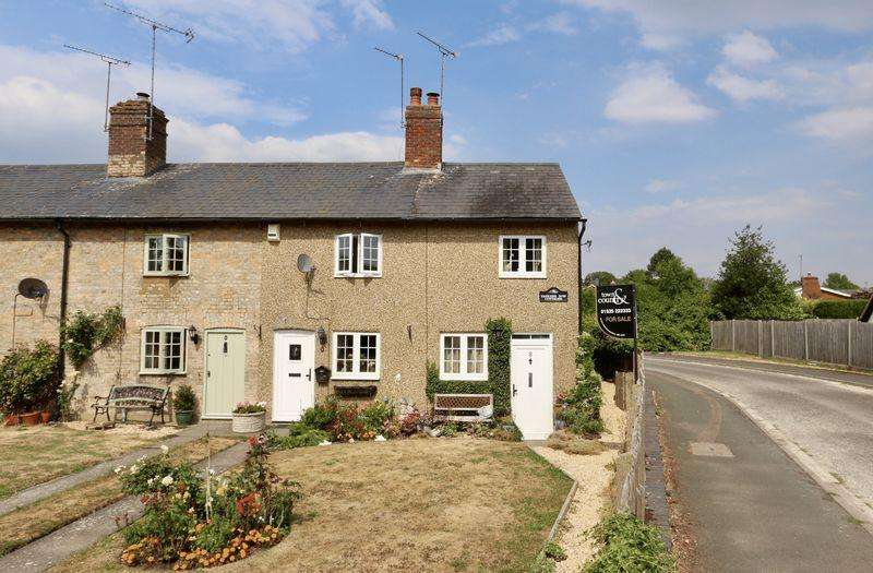 2 Bedrooms Cottage House for sale in Taskers Row, Edlesborough