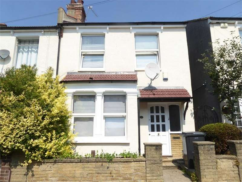 3 Bedrooms Terraced House for sale in Waverley Road, London