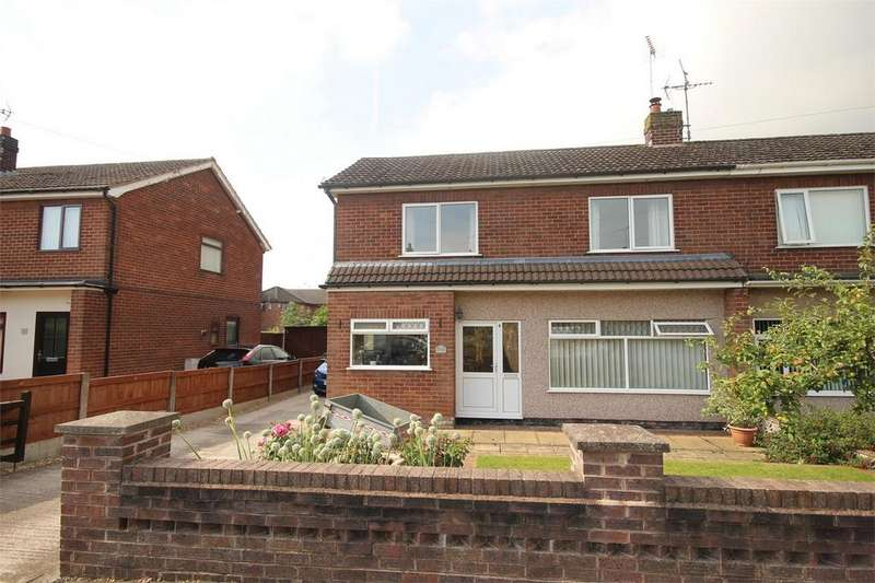 3 Bedrooms Semi Detached House for sale in Pemba Drive, Buckley, Flintshire