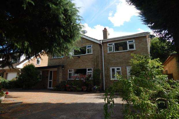 4 Bedrooms Detached House for sale in Westmead Avenue, Wisbech, PE13