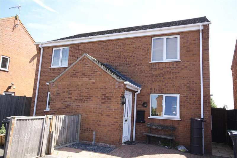 2 Bedrooms Semi Detached House for sale in Orchard Close, Great Hale, Lincolnshire, NG34