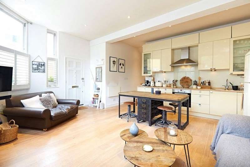1 Bedroom Flat for sale in Battersea High Street, Battersea, London, SW11