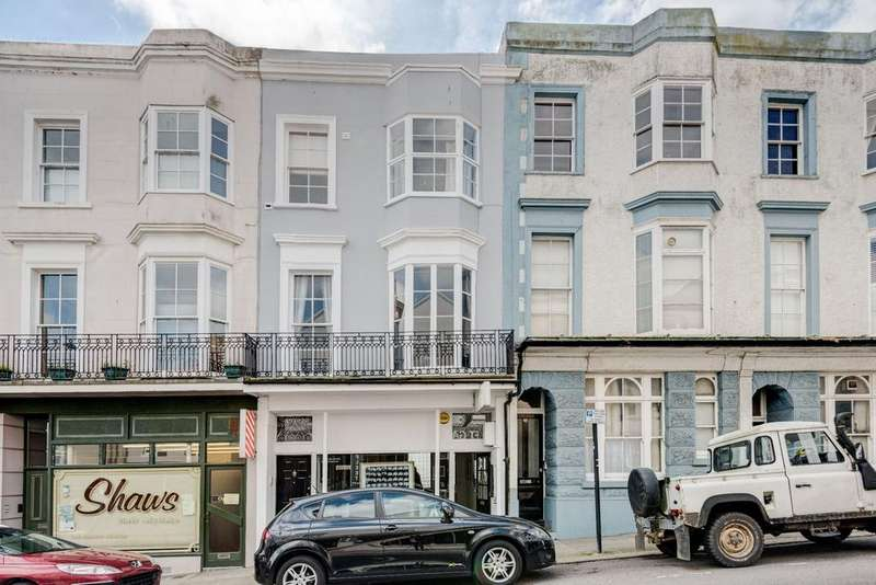 3 Bedrooms Town House for sale in Norman Road, St Leonards-On-Sea
