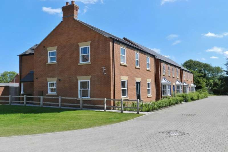 2 Bedrooms Flat for sale in Hazel Walk, Alford, LN13