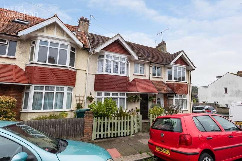 4 Bedrooms Terraced House for sale in Hollingdean Terrace, Brighton, BN1