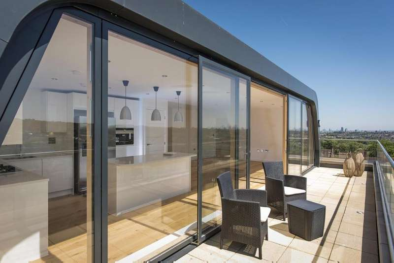 4 Bedrooms Penthouse Flat for sale in Muswell Hill, Muswell Hill
