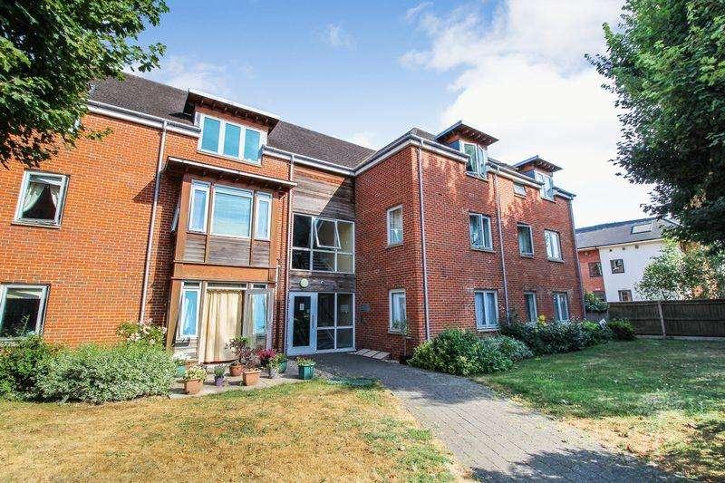 2 Bedrooms Apartment Flat for sale in Thurlow Grange, Newbury