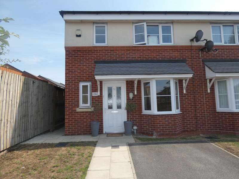 3 Bedrooms Semi Detached House for sale in Orrell Lane, Bootle, Merseyside, L20