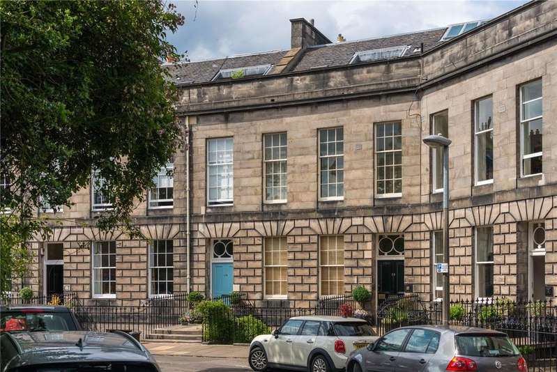 4 Bedrooms Flat for sale in 19/2 Claremont Crescent, New Town, Edinburgh, EH7