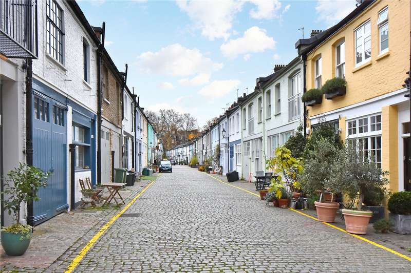 3 Bedrooms House for sale in Cranley Mews, London, SW7