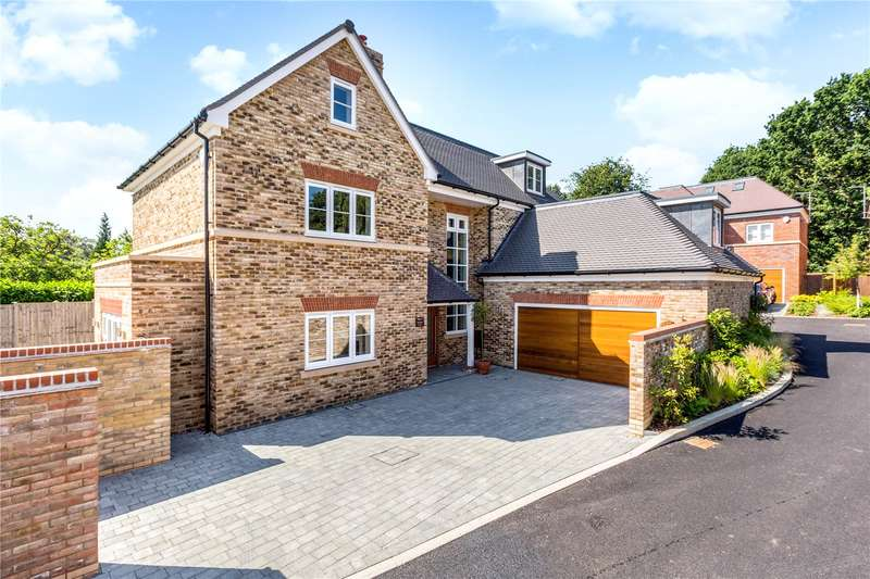 5 Bedrooms Detached House for sale in Green Gates, Braywick Road, Maidenhead, Berkshire, SL6