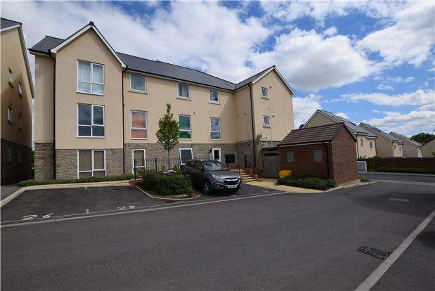 2 Bedrooms Flat for sale in Greenfield Road, Keynsham, Bristol, BS31 1FL