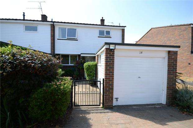 4 Bedrooms End Of Terrace House for sale in Ashcroft Court, Burnham, Slough