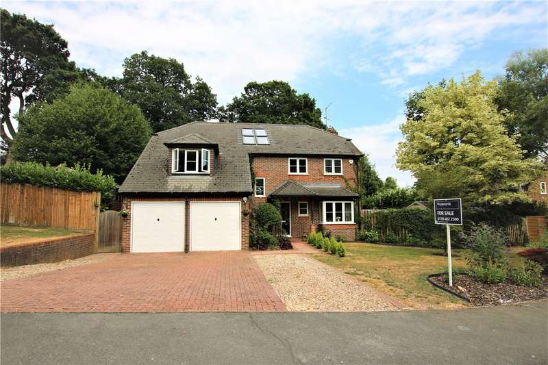 7 Bedrooms Detached House for sale in Chervil Way, Burghfield Common, Reading, Berkshire, RG7