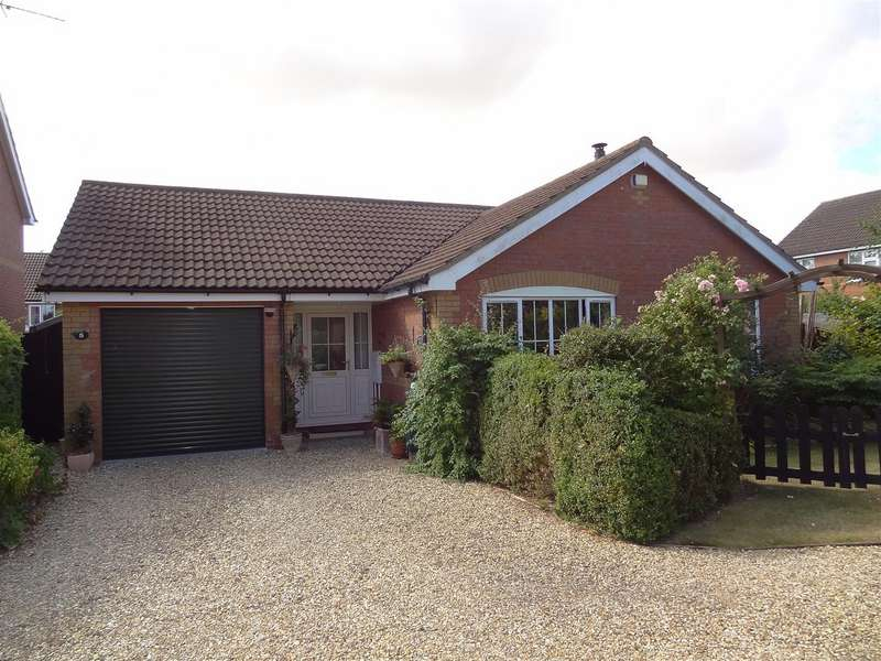 3 Bedrooms Property for sale in Anglia Close, Quarrington, Sleaford