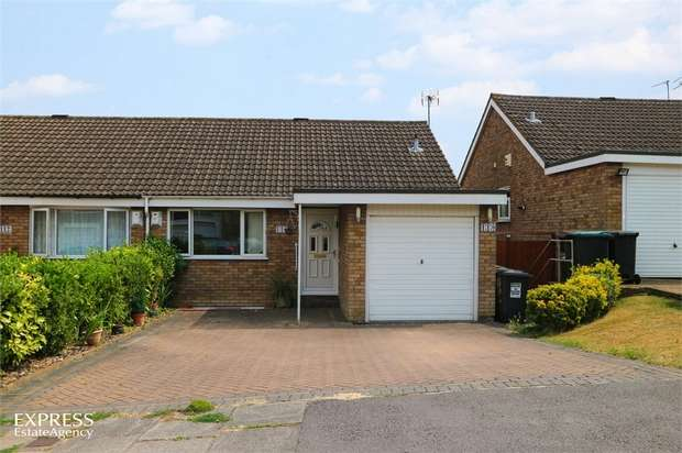 3 Bedrooms Semi Detached House for sale in Devon Road, Luton, Bedfordshire