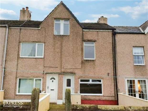 3 Bedrooms Terraced House for sale in Prospect Row, Cleator, Cumbria
