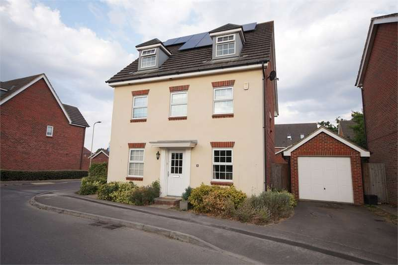 5 Bedrooms Detached House for sale in Benham Drive, Spencers Wood, READING, Berkshire