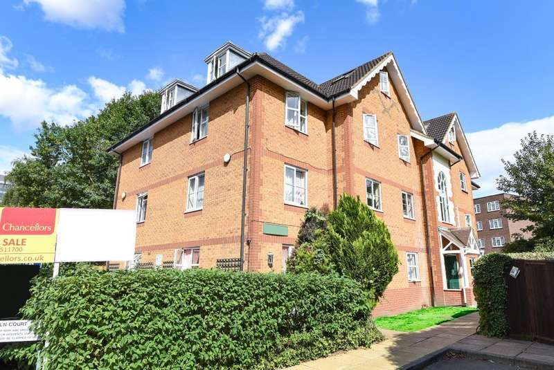 2 Bedrooms Flat for sale in Slough, Berkshire, SL1