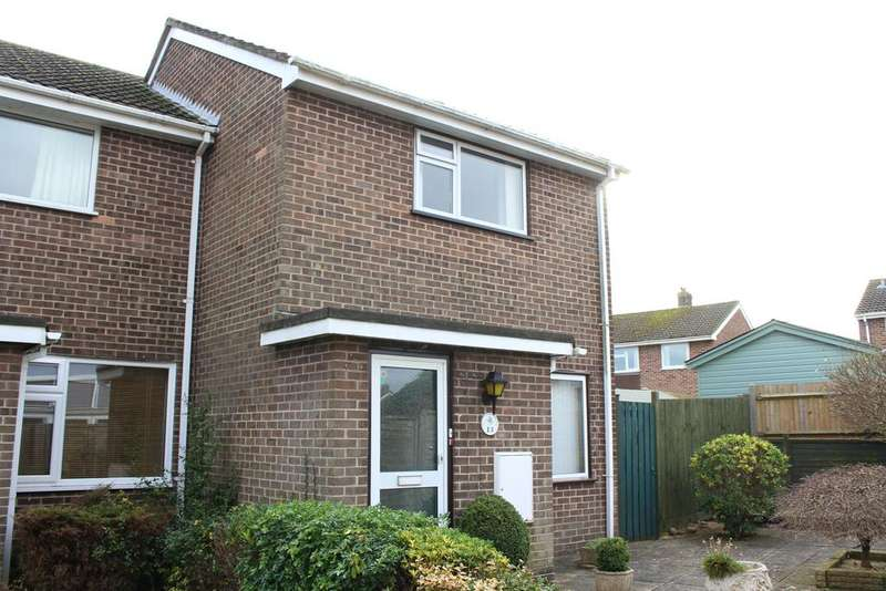 2 Bedrooms End Of Terrace House for sale in Regent Close, Hungerford RG17