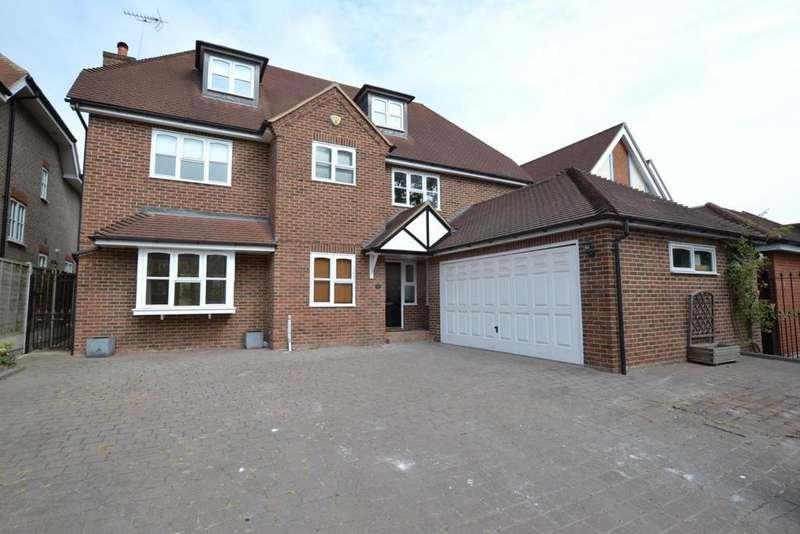6 Bedrooms Detached House for sale in Norsey Road, Billericay, Essex, CM11